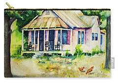 The Old Place Carry-all Pouch by Rebecca Korpita