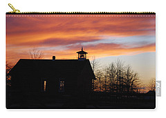 The Old Schoolhouse Carry-all Pouch