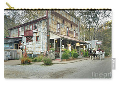 The Old Story Inn 1851 Nashville Indiana - Original Carry-all Pouch