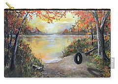 The Old Swing Carry-all Pouch