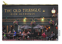 The Old Triangle Alehouse Carry-all Pouch