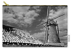 The Old Windmill Carry-all Pouch