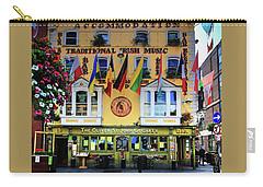 The Oliver St John Goarty Bar Dublin Carry-all Pouch