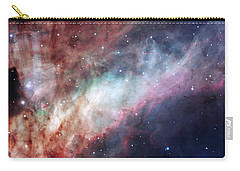 Carry-all Pouch featuring the photograph The Omega Nebula by Eso