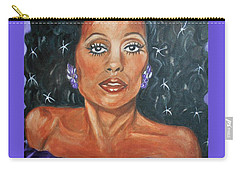 The One And Only Diana Ross Carry-all Pouch