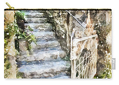 The Open Gate Carry-all Pouch by Shirley Stalter