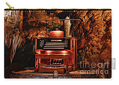 The Organ In The Cavern Carry-all Pouch by Paul Ward