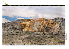 Carry-all Pouch featuring the photograph The Other Yellowstone by John M Bailey
