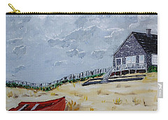 The Outer Banks Carry-all Pouch by Mike Caitham