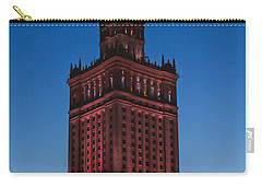 The Palace Of Culture And Science  Carry-all Pouch