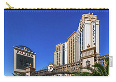 The Palazzo Casino Side View Carry-all Pouch