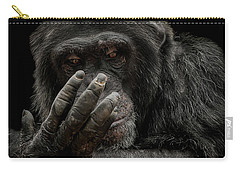 The Palm Reader Carry-all Pouch by Paul Neville