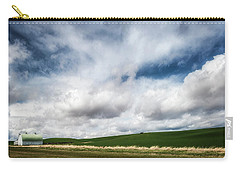 The Palouse Stripe Carry-all Pouch