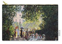 The Parc Monceau Carry-all Pouch