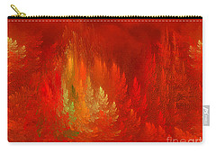The Passion  Forest - Fantasy Art By Giada Rossi Carry-all Pouch by Giada Rossi