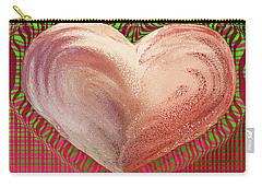The Passionate Heart Carry-all Pouch