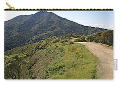 The Path To Tamalpais Carry-all Pouch