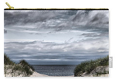 The Path To The Beach Carry-all Pouch by Jouko Lehto