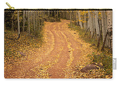 The Pathway To Fall Carry-all Pouch