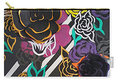 The Petals Of Prosperity Carry-all Pouch