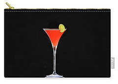 Carry-all Pouch featuring the photograph The Perfect Drink by David Lee Thompson