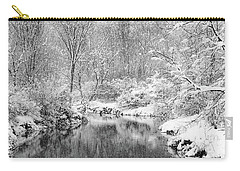 Carry-all Pouch featuring the photograph A Perfect Storm by Kendall McKernon