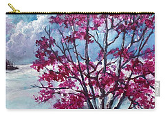 The Persistence Of Love Carry-all Pouch