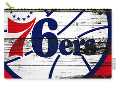 The Philadelphia 76ers 3e       Carry-all Pouch by Brian Reaves