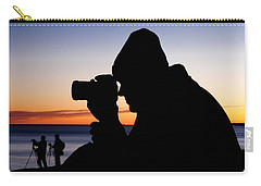 The Photographer Carry-all Pouch by Greg Fortier