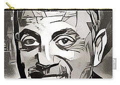 The Piano Man Carry-all Pouch by Paul Van Scott