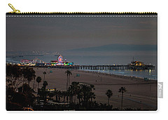 The Pier After Dark Carry-all Pouch