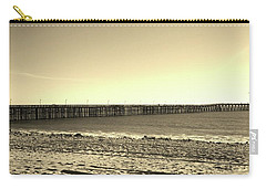 The Pier Carry-all Pouch by Mary Ellen Frazee