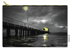 The Pier On The Bay Carry-all Pouch