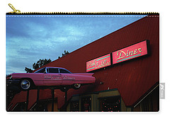 The Pink Cadillac Diner Carry-all Pouch