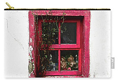 The Pink Window Carry-all Pouch by Stephanie Moore