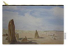 The Pinnicles Carry-all Pouch