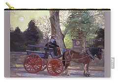 The Pony Trappe Carry-all Pouch