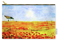 The Poppy Picker Carry-all Pouch