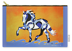 The Power Of Equus Carry-all Pouch