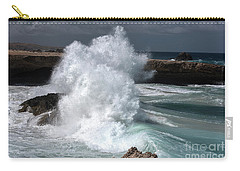 The Power Of The Sea Carry-all Pouch