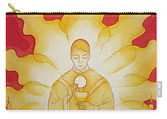 The Presence Of Jesus Christ In The Holy Eucharist Carry-all Pouch