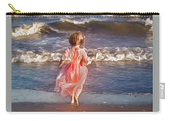 The Princess And The Sea Carry-all Pouch