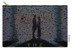 The Princess Bride Script Mosaic Carry-all Pouch