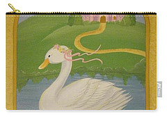 The Princess Swan Carry-all Pouch