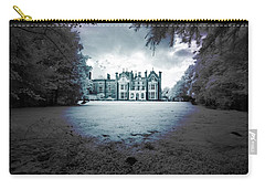 Carry-all Pouch featuring the photograph The Priory  by Keith Elliott