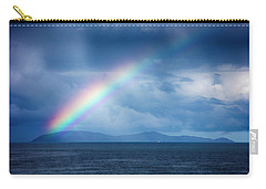 Carry-all Pouch featuring the photograph The Promise by Hugh Smith