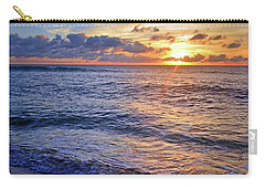 Carry-all Pouch featuring the photograph The Promise Of A New Day by Tara Turner