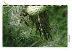 The Promise Of Renewal 1 Carry-all Pouch by I'ina Van Lawick