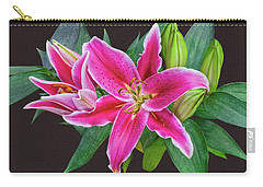 The Pulchritude Of Lady Lily Carry-all Pouch