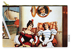 The Purser, Theatrical Poster, 1898 Carry-all Pouch